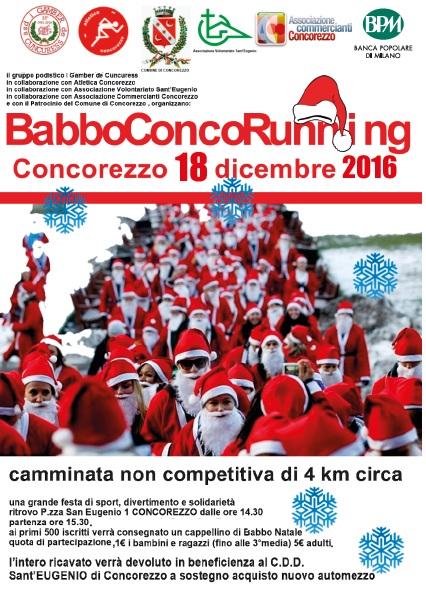 BabboConcoRunning