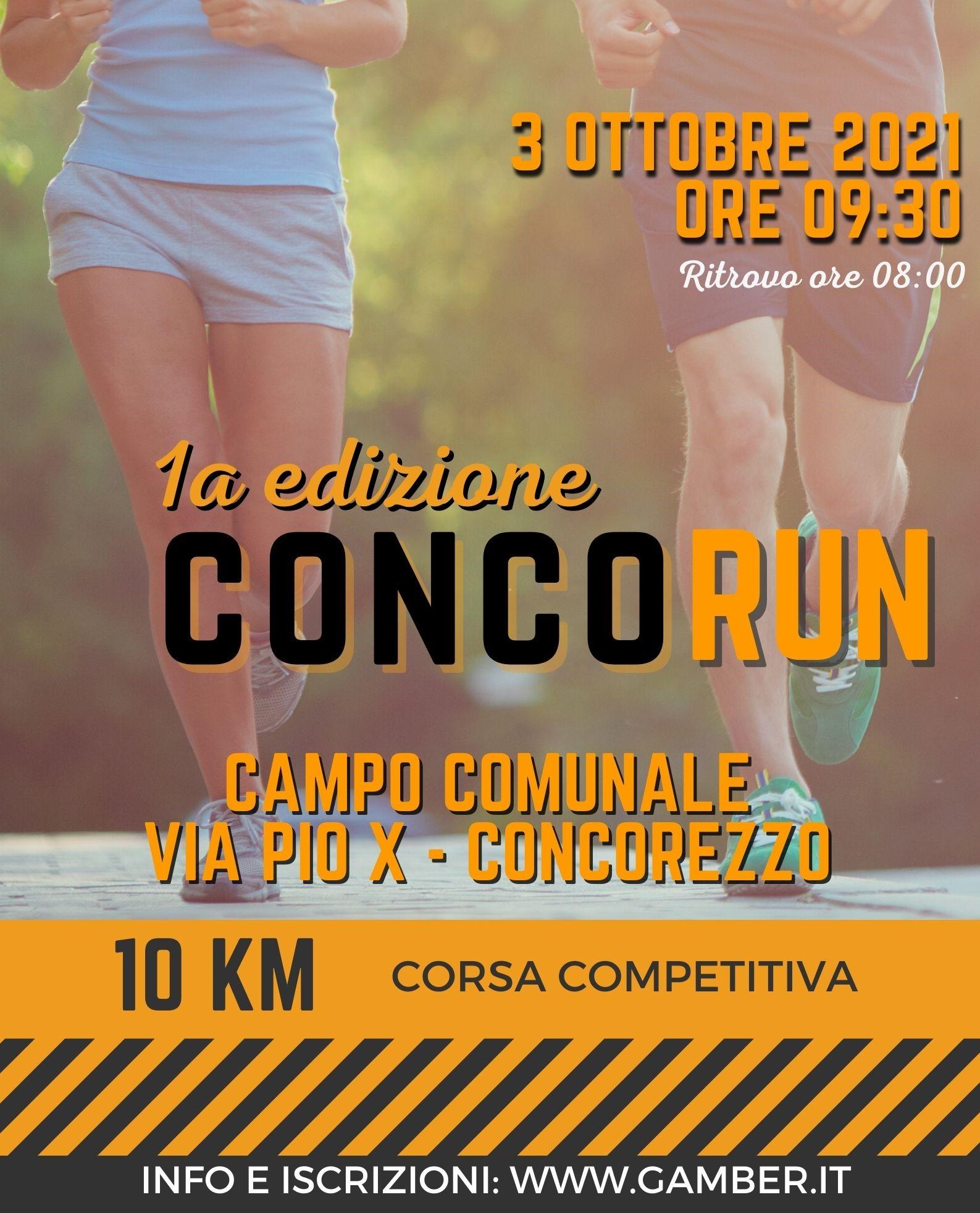ConcoRun